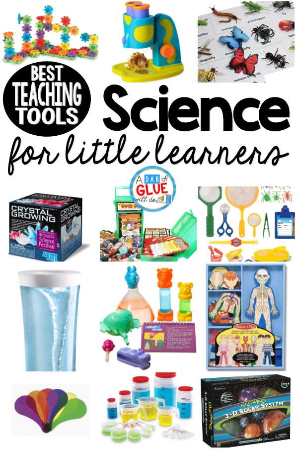 Best Science Teaching Tools for Little Learners