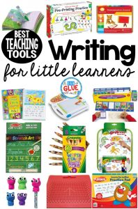 "<b><a href=""https://www.adabofgluewilldo.com/best-writing-teaching-tools-for-little-learners/"">Writing Tools for Little Learners</a></b>"