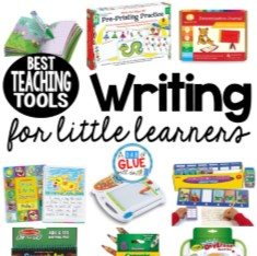 Best Writing Teaching Tools for Little Learners