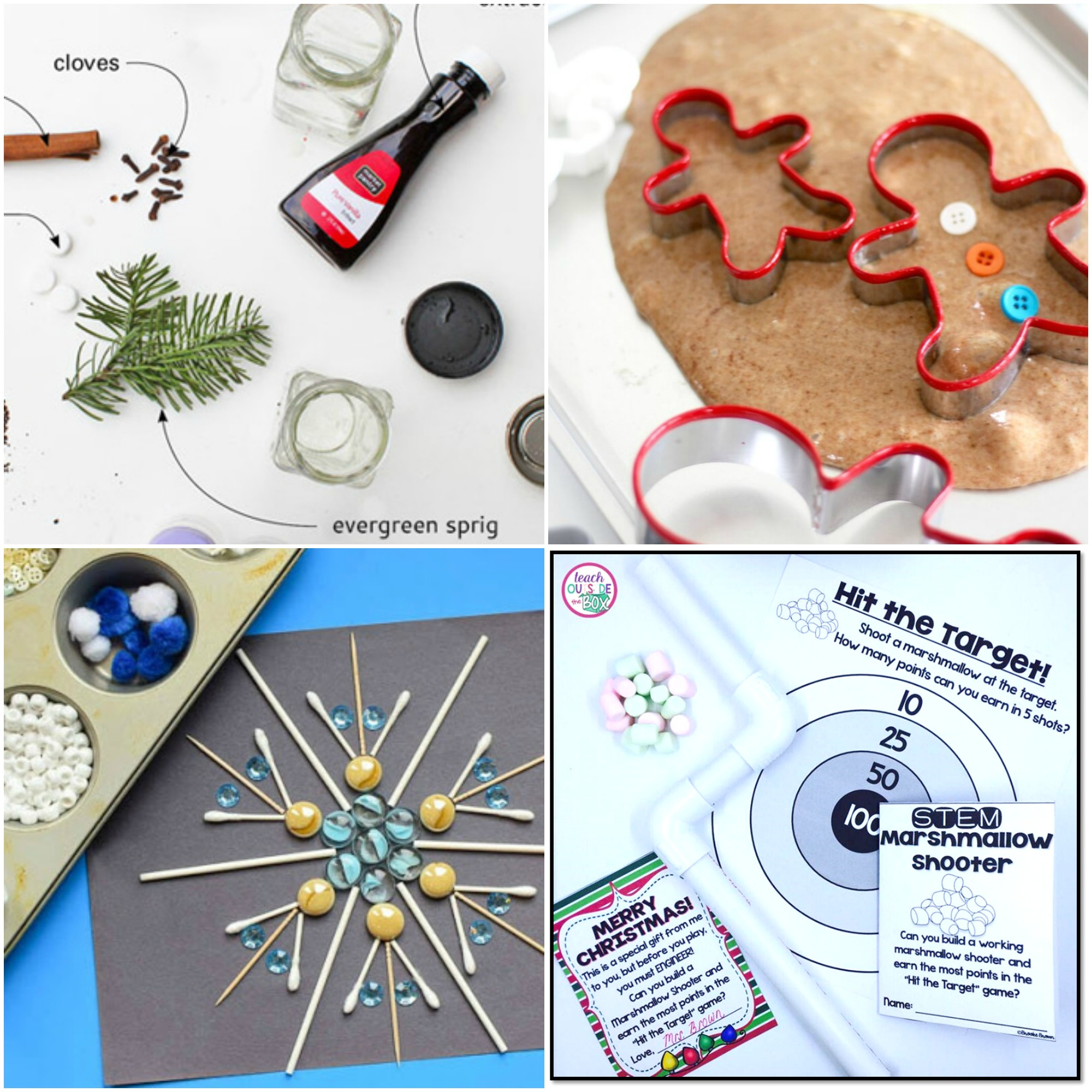 Christmas is right around the corner! I'm so excited to share with you an amazing set of resource for your STEM learners. These Christmas STEM activities will help inspire you to add science into your classroom this winter!