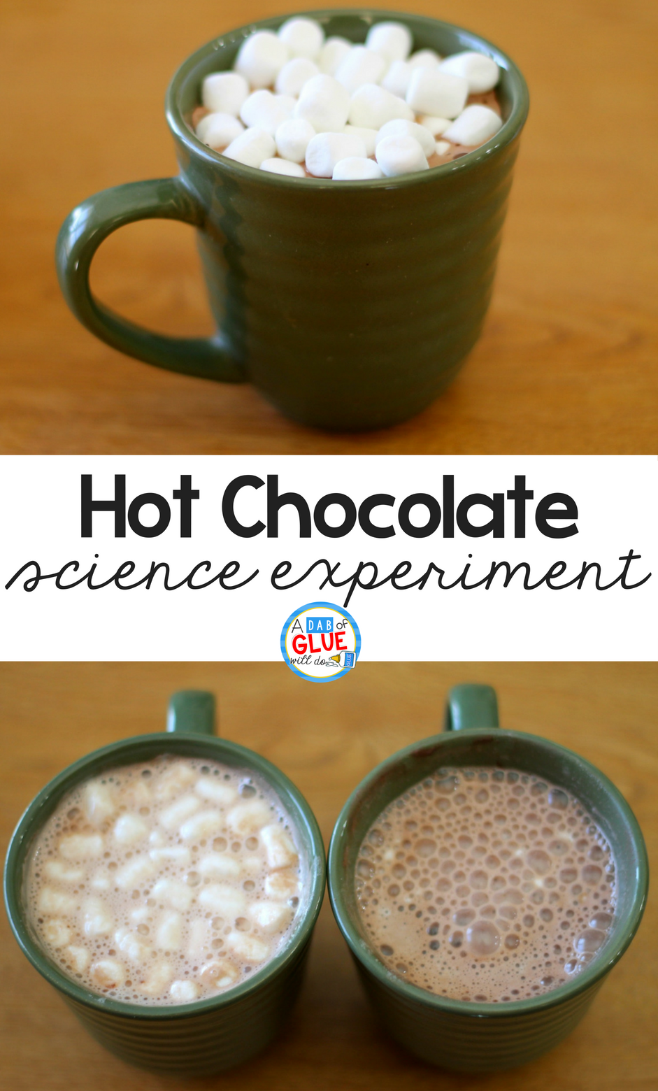 Winter time is perfect for trying new Christmas Science Experiments! Try this winter science experiment with your studnets as a great STEM activity.