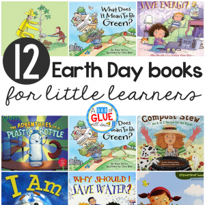 12 Earth Day Books for Little Learners
