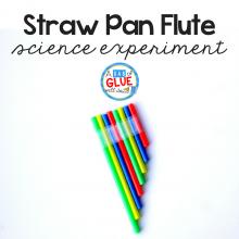 Straw Pan Flute
