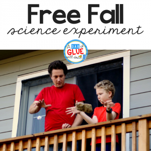 Science Activities for Kids: Free Fall Experiment