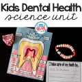 Engage your class in an exciting hands-on experience learning all about teeth! This dental health study is perfect for science in Preschool, Pre-K, Kindergarten, First Grade, and Second Grade classrooms and packed full of inviting science activities.