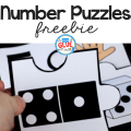 Your students will LOVE using these number puzzles to learn the numbers 1-12 or to reinforce skills they already have.
