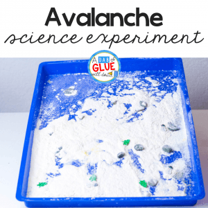 This Avalanche Experiment helps our students to understand how avalanches occur and the science behind them in a hands-on way.