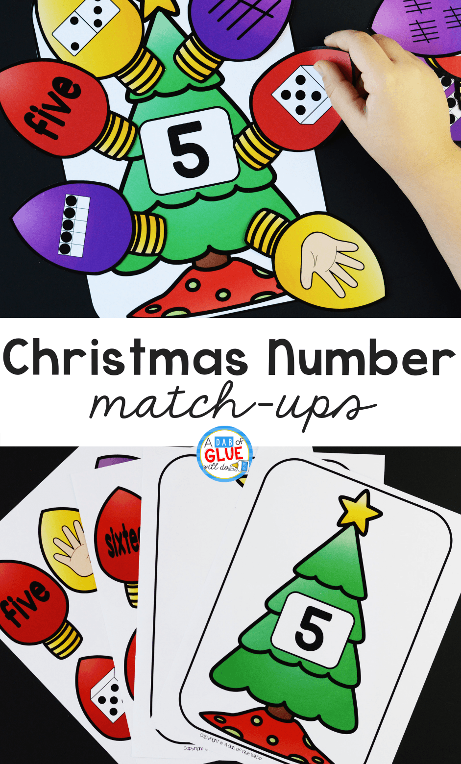 Christmas Number Match-Up