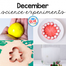 December Science Experimentsare a fascinating way for students to connect hands-on science experiments with the winter season.