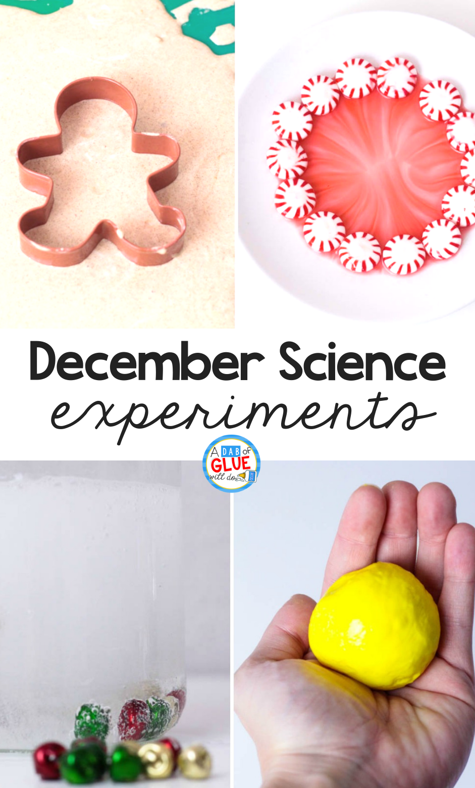 December Science Experiments are a fascinating way for students to connect hands-on science experiments with the winter season.