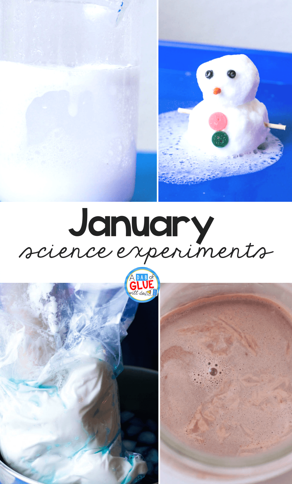 January Science Experiments