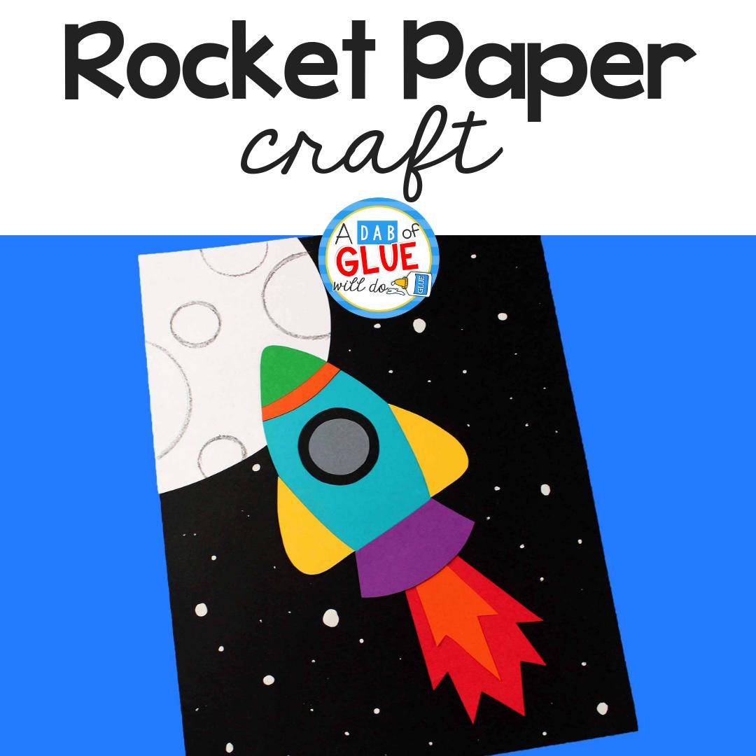 Paper Rocket Craft