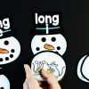 This Snowman Middle Sound Match-up activity is an exciting and hands-on way for students to practice their medial phonemes.
