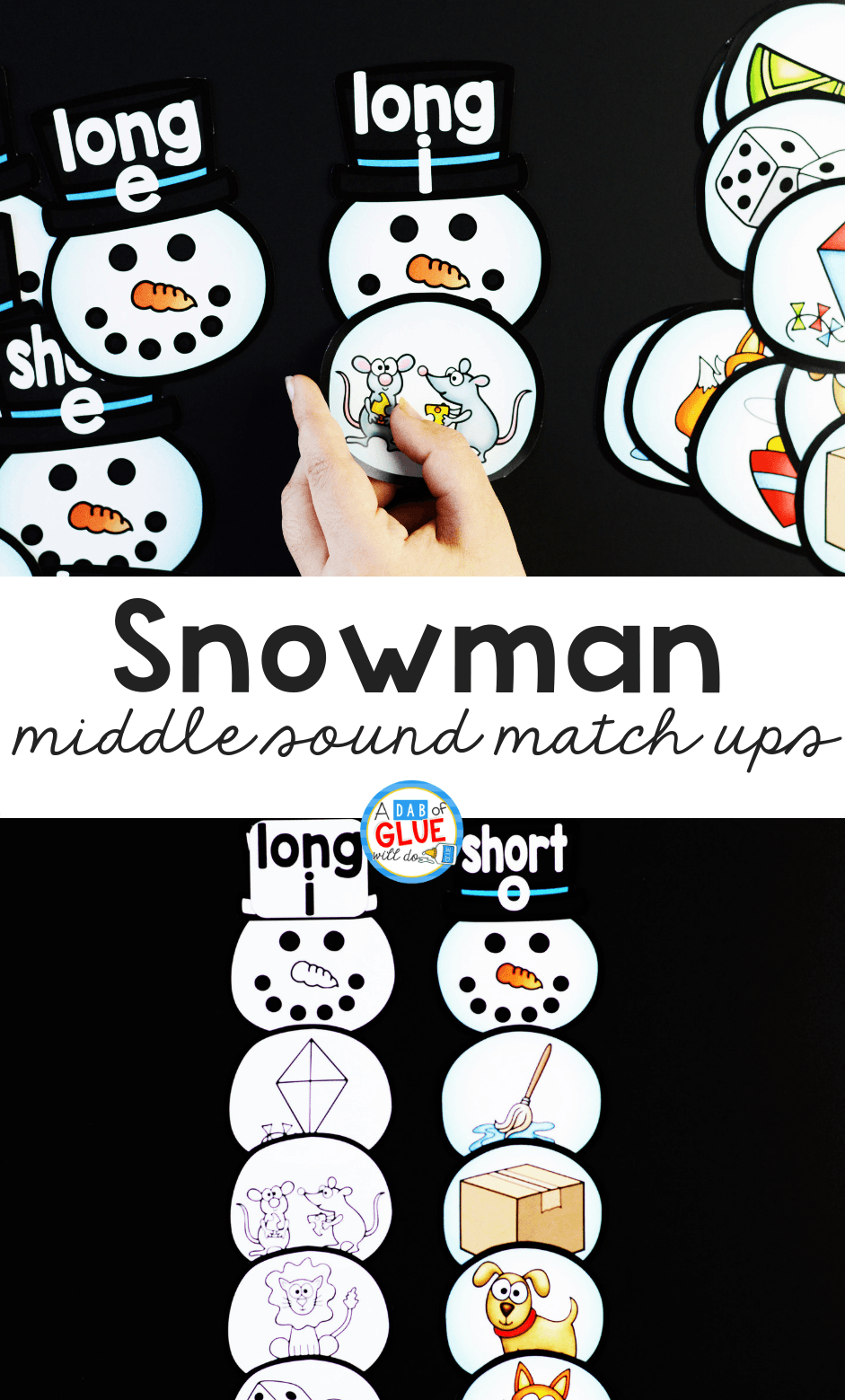 Snowman Middle Sound Match-Up