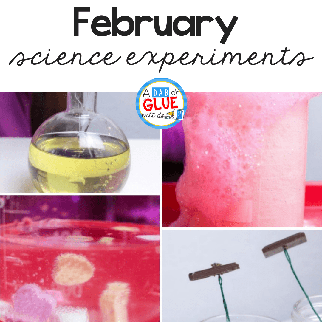 February Science Experiments