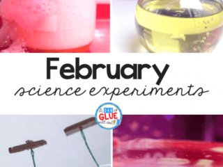 These February Science Experiments are an entertaining way to get kids enthralled in learning and realizing how fun science is.