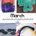 To connect St. Patrick's Day with science, we've created these four March Science Experiments so your students can become engaged in a hands-on way.
