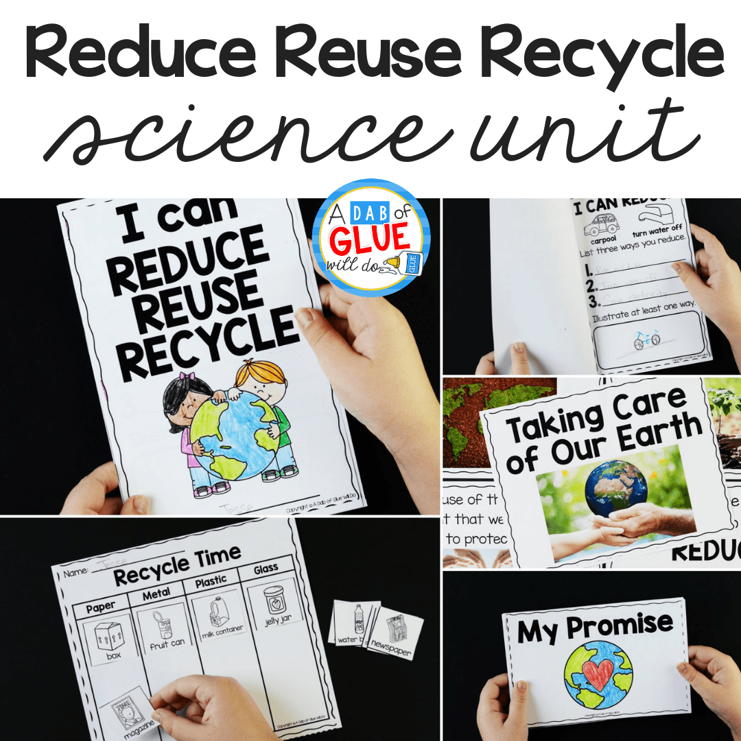 Reduce, Reuse, Recycle Science Unit