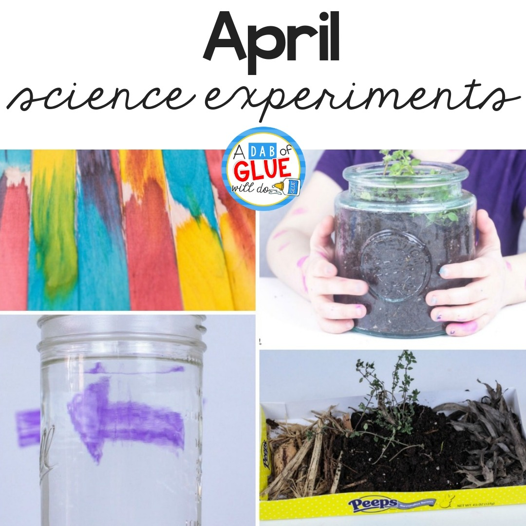 April Science Experiments