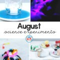 To connect summer with science, we've created these four August Science Experiments so your students can conduct science experiments, make hypotheses, and ask and answer scientific questions.
