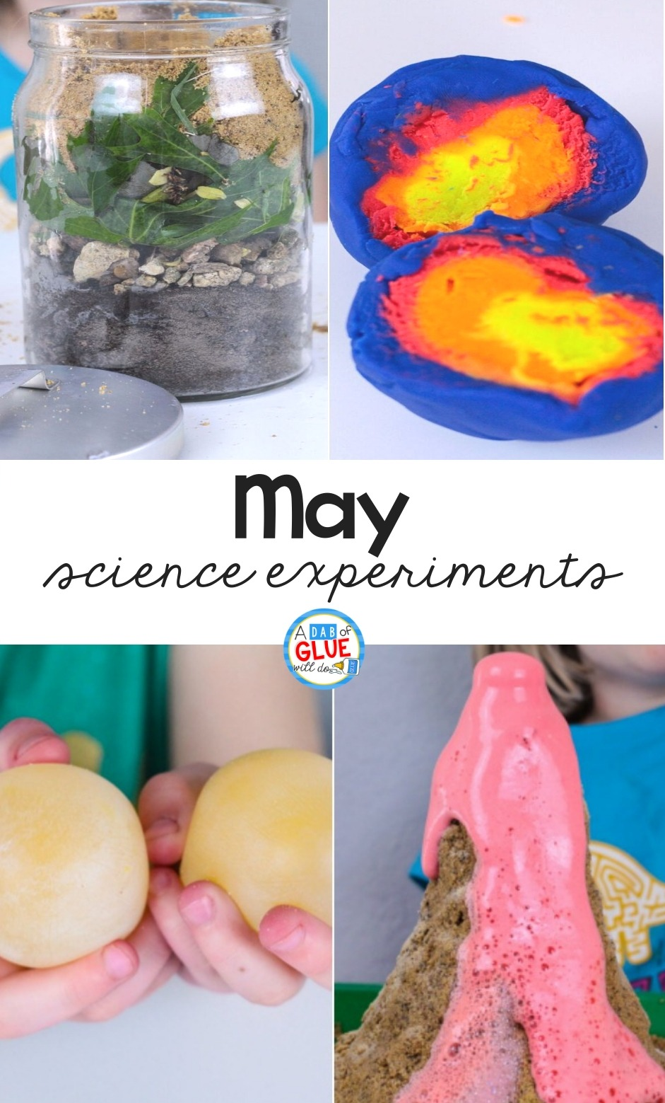 May Science Experiments