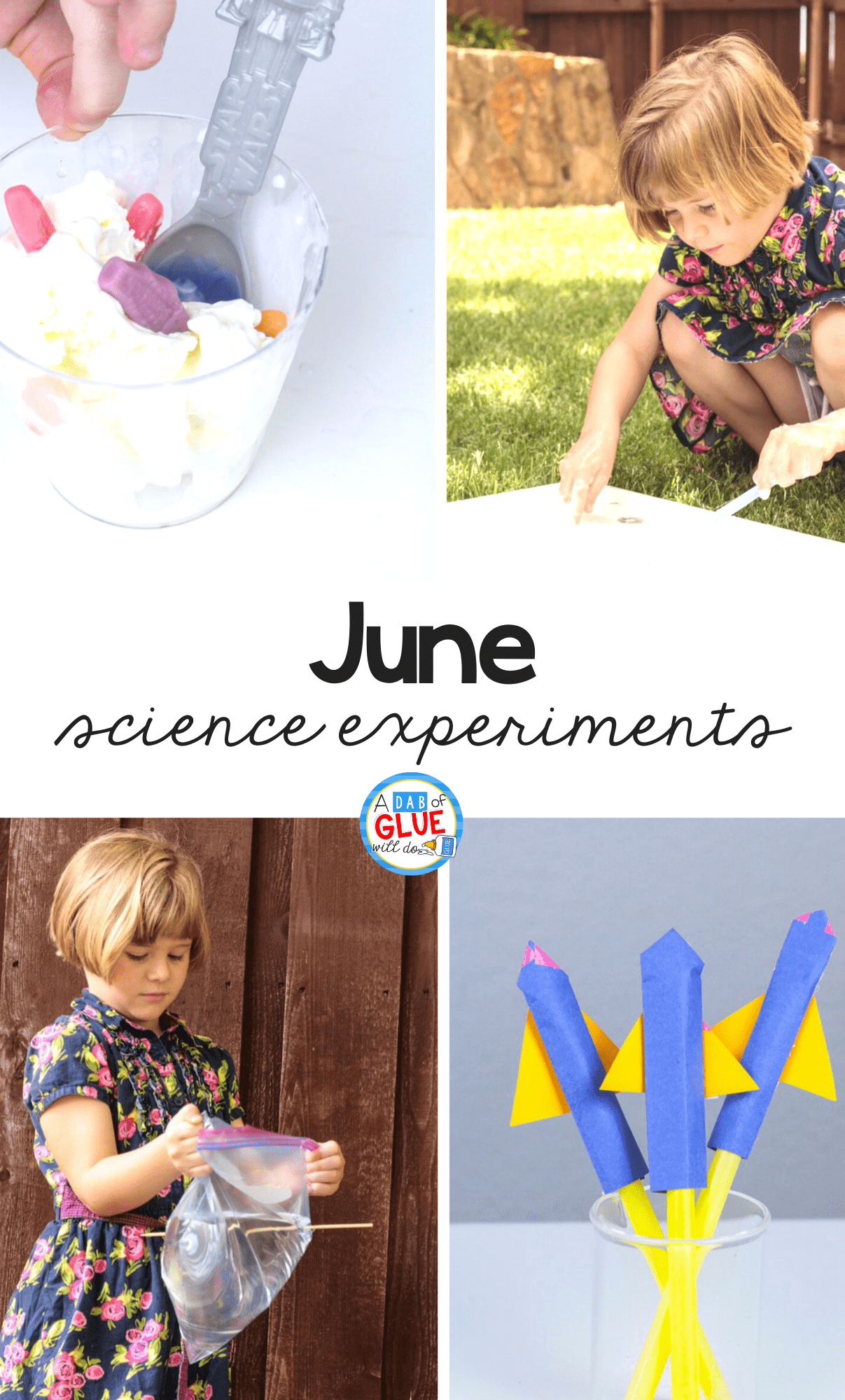 June Science Experiments