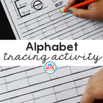 Alphabet Tracing Worksheets you can print.