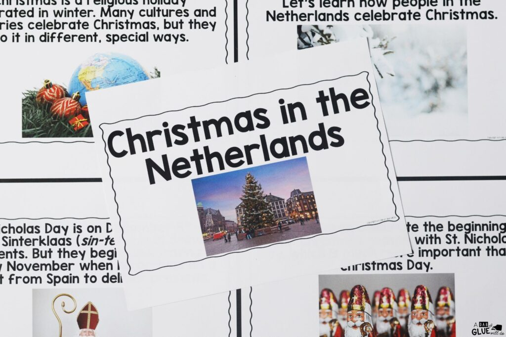 Powerpoints for Christmas around the world crafts and activities